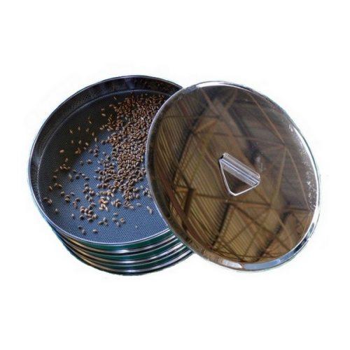 Определение зараженности зерна, семян и комбикормов