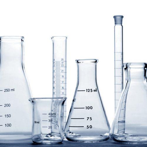 Посуда лабораторная из стекла